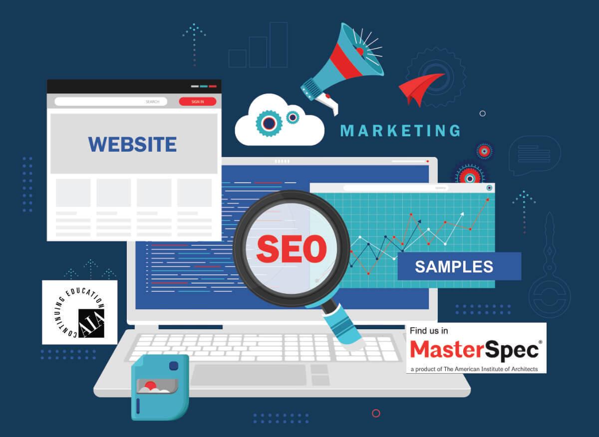SEO and Marketing Image