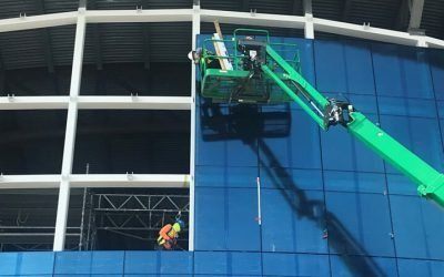 3 Benefits to the Pro-Tech Impact-Resistant Curtain Wall System